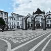 Ponta Delgada, die wichtigste Stadt der Azoren